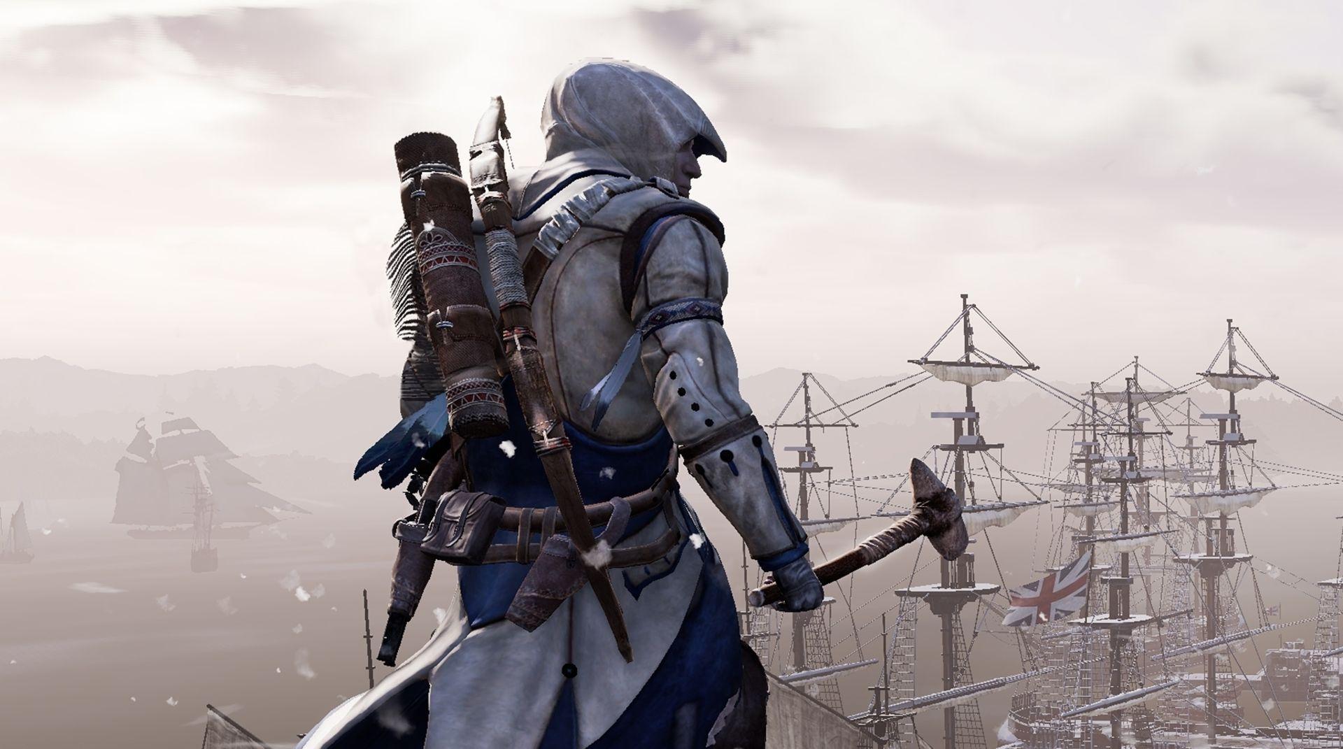 assassins creed 3 remaster jugabilidad