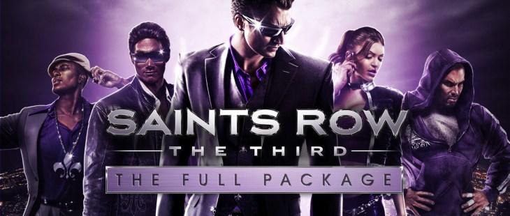 Saints Row fullpackage