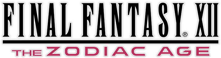 final fantasy zodiac age logo