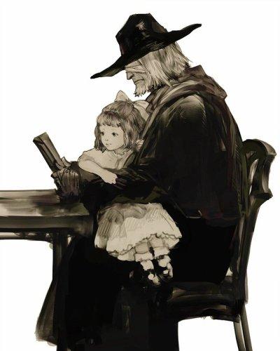 gacoigne y su hija
