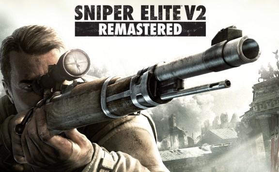 Sniper Elite Remastered Logo