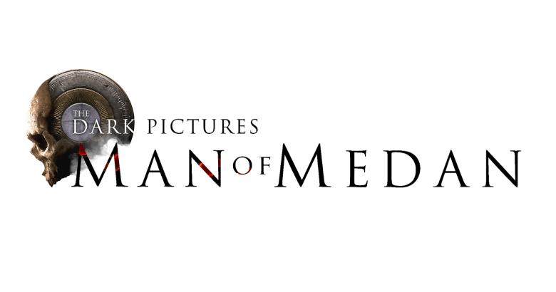 The Dark Pictures Anthology Man of Medan logo