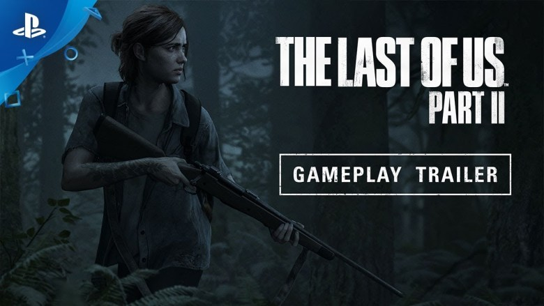 anzamiento de The Last of Us Part II