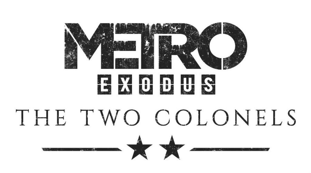 Metro Exodus The Two Colonels logo