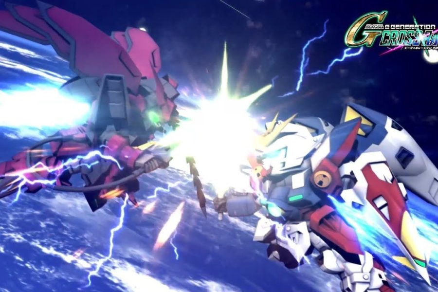 Reseña – SD Gundam G Generation Cross Rays