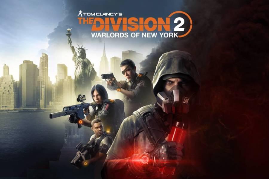 Reseña – The División 2: Warlords of New York Expansión