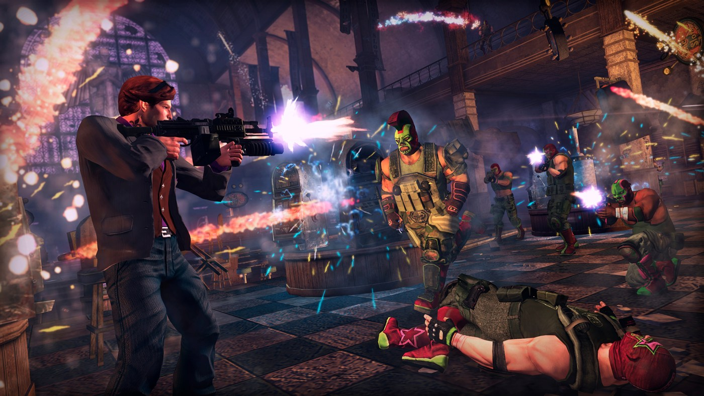 Reseña - Saints Row: The Third Remastered ¿Vale la pena? Player Reset