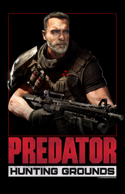 dutch predator hunting grounds