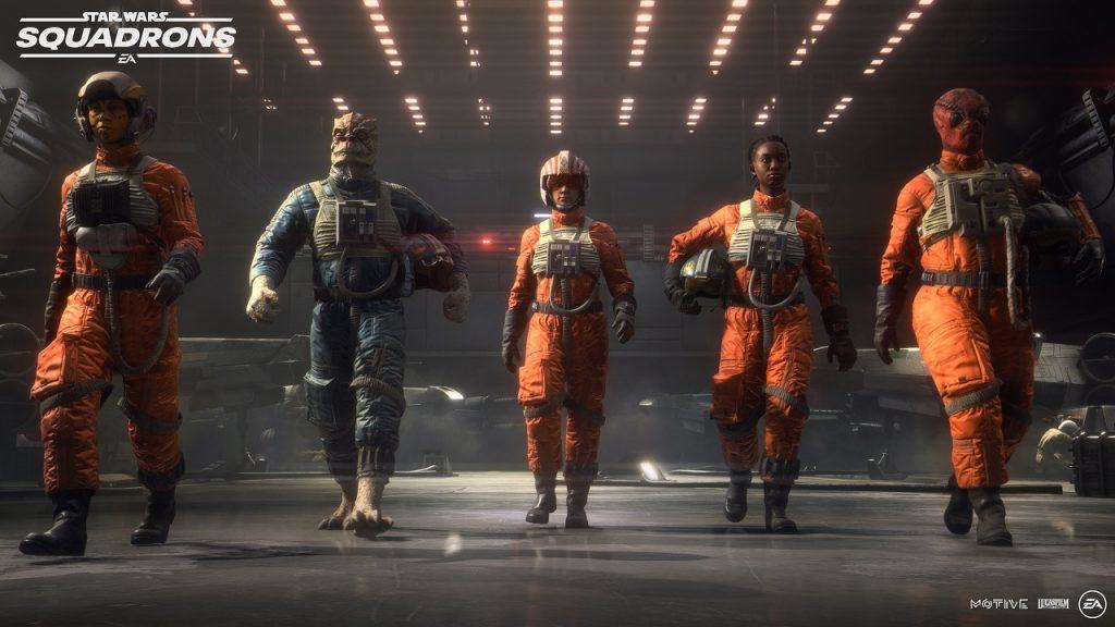 Star Wars Squadrons - Republica