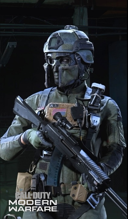Warzone - Shadow Company - Roze