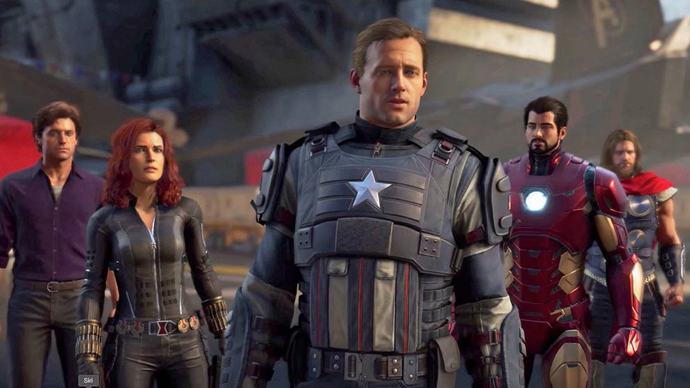 Marvel's Avengers historia