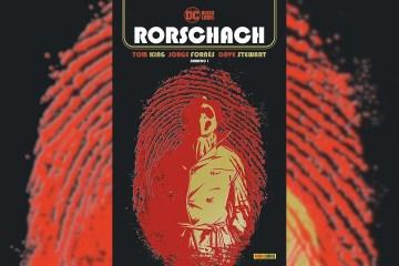 Rorschach #01 –  Il Bardo è morto, viva il Bardo