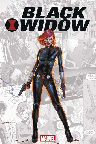 Black Widow fumetti