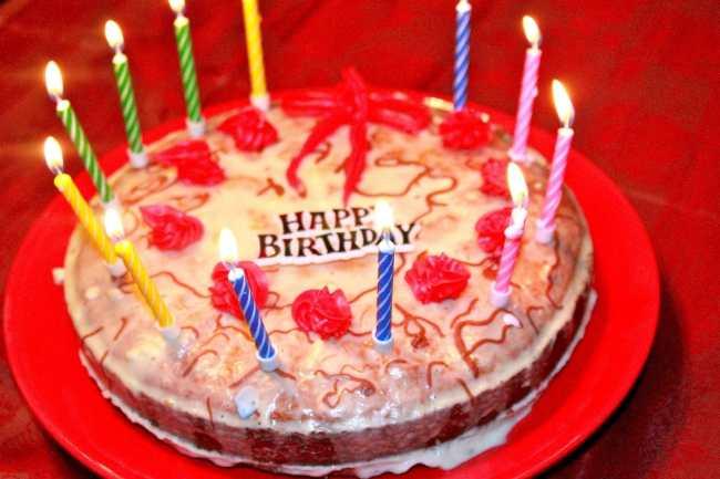 White Chocolate Cake 1