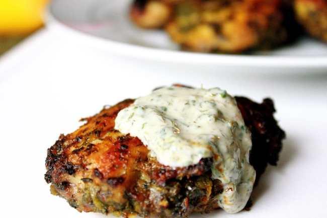 Hara Bhara Chicken Kebab 1