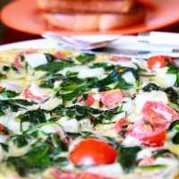 spinach omlette 2