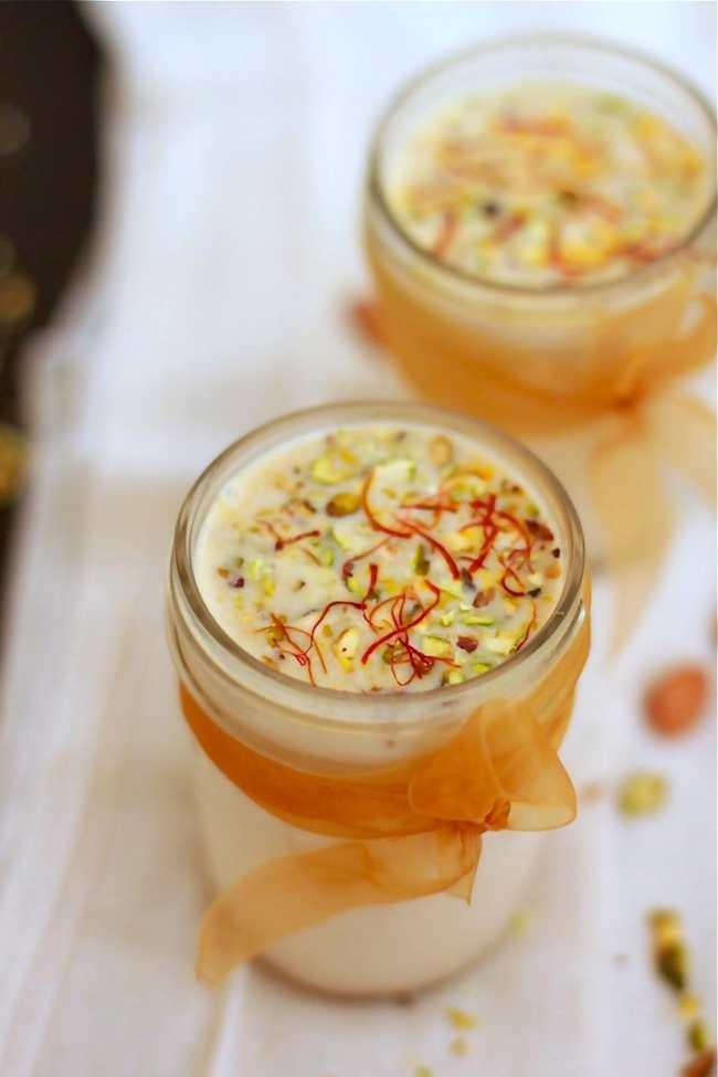 Thandai - Spicy Almond Milk 2