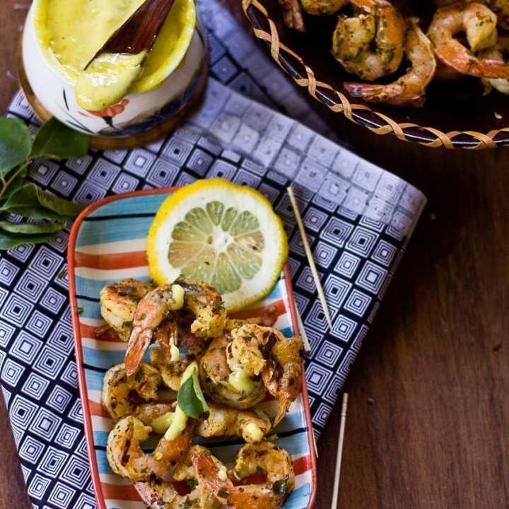 stir fried shrimp 6