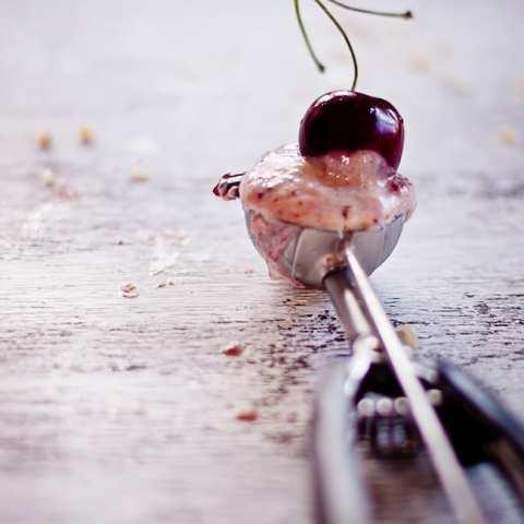 cherry icecream 5
