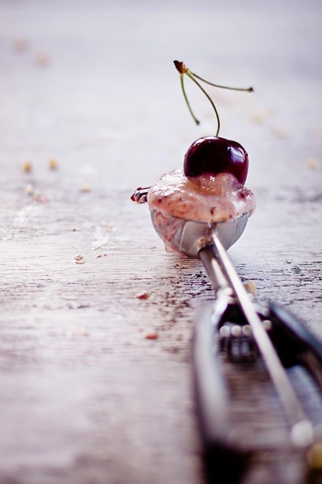Cherry Ice Cream 3