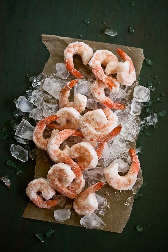 Shrimp Pulav - Guest Post at Healthful Pursuit 3