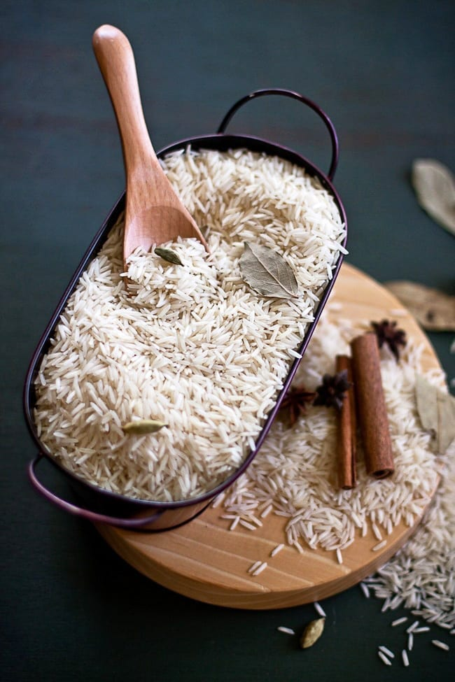 Shrimp Pulav - Guest Post at Healthful Pursuit 1