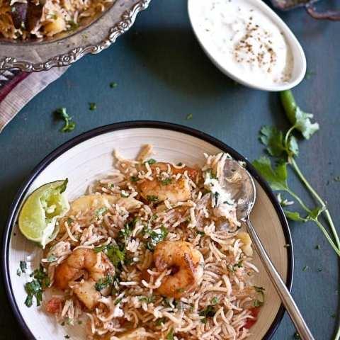 shrimp pulav 5