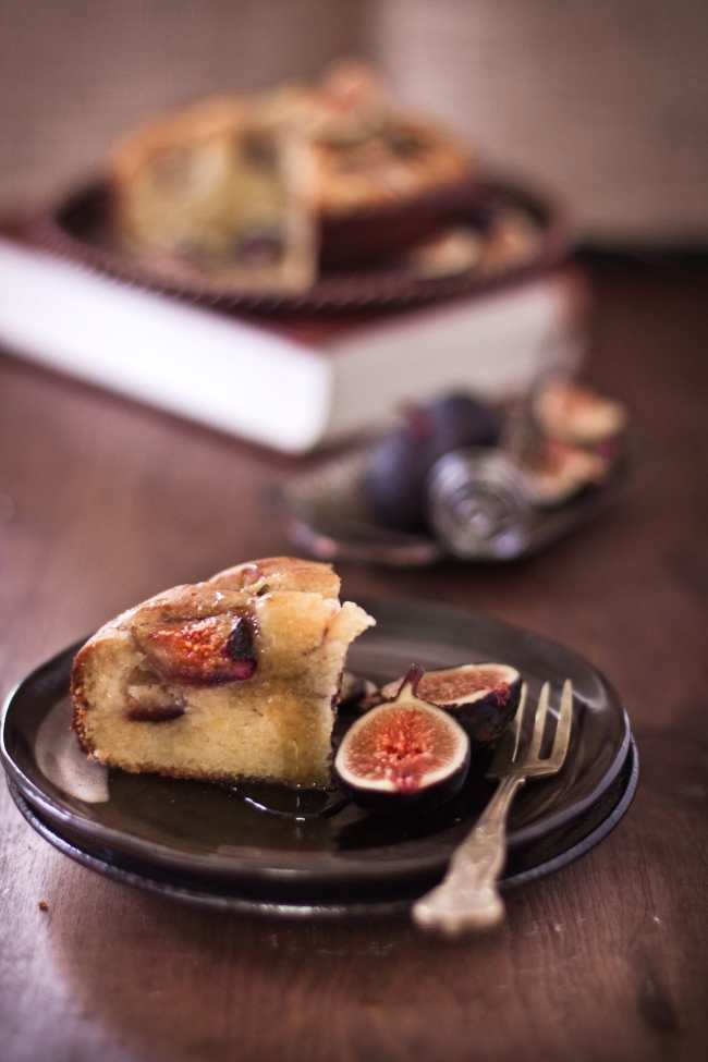 Honeyed Fig Cake 5