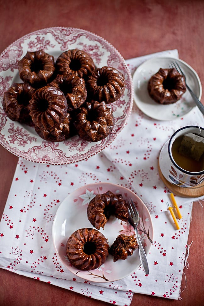 Cocoa Coffee Bundt Cake 3