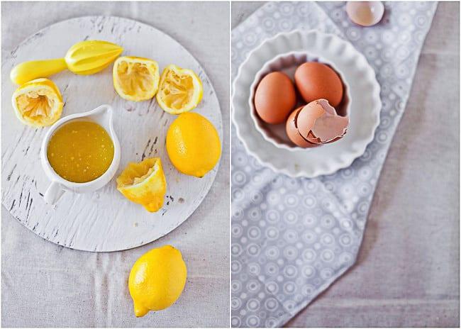 Lemon and Eggs for Lemon Pudding @Sunshine and Smile