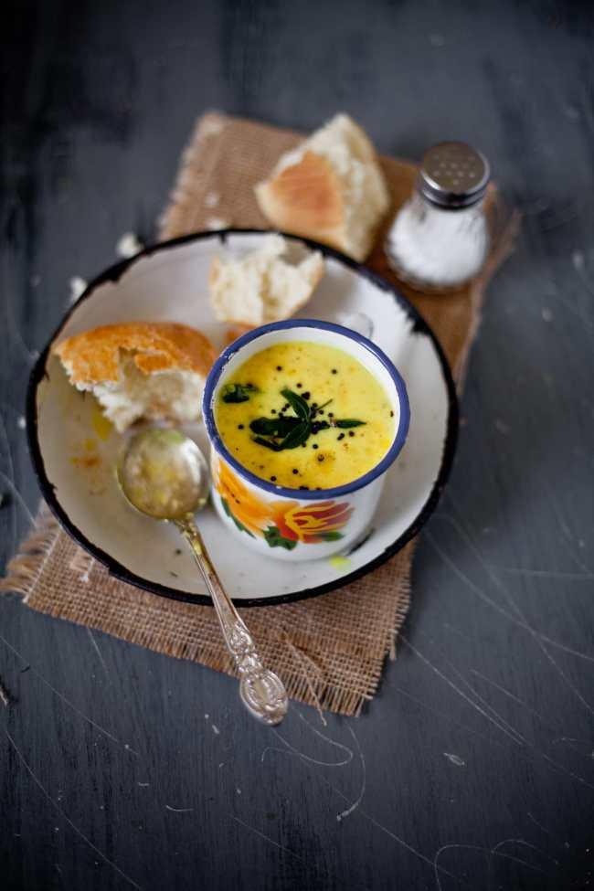 Chickpea Yogurt Soup 4