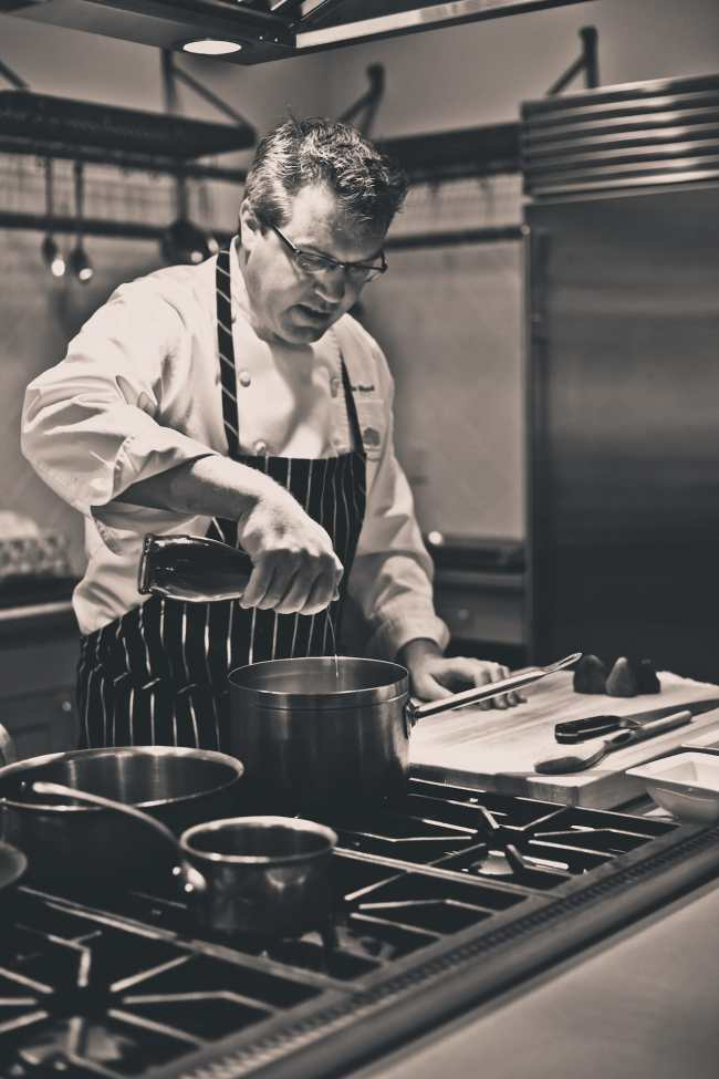 Chef Tim Wood | Playful Cooking