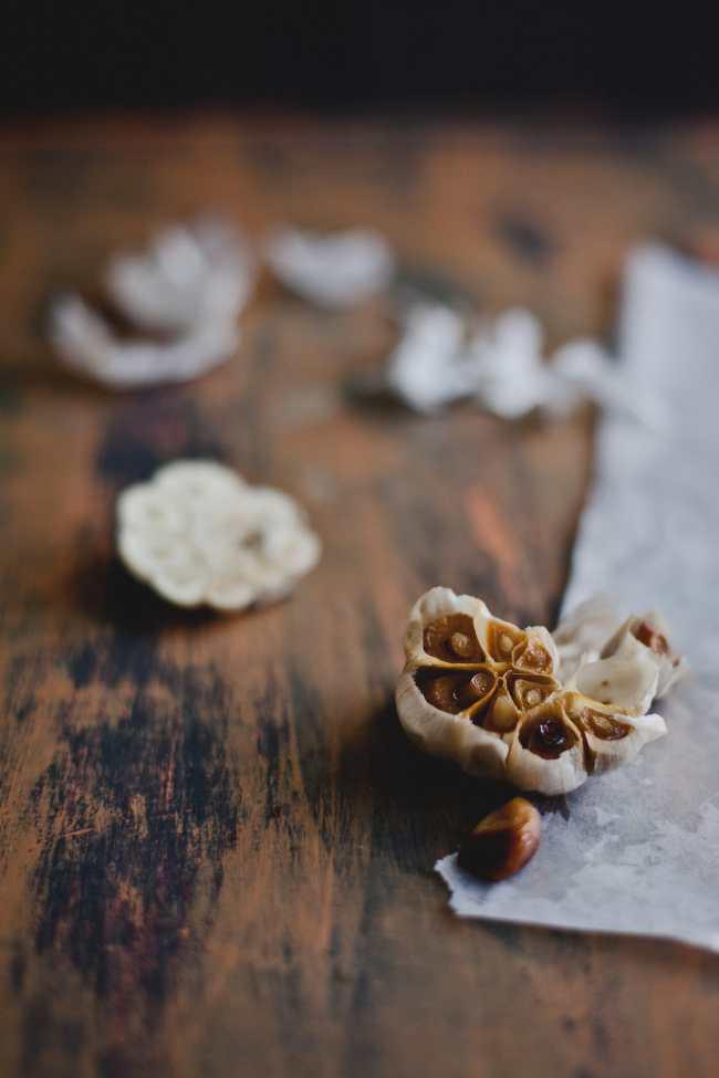 Roasted Garlic   Playful Cooking