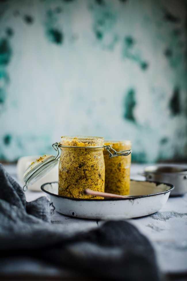 Green Mango Mustard Kashundi | Playful Cooking