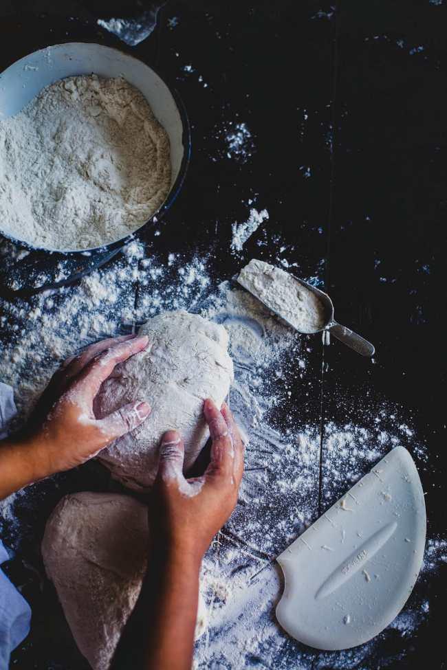 Baking Ciabatta |Playful Cooking