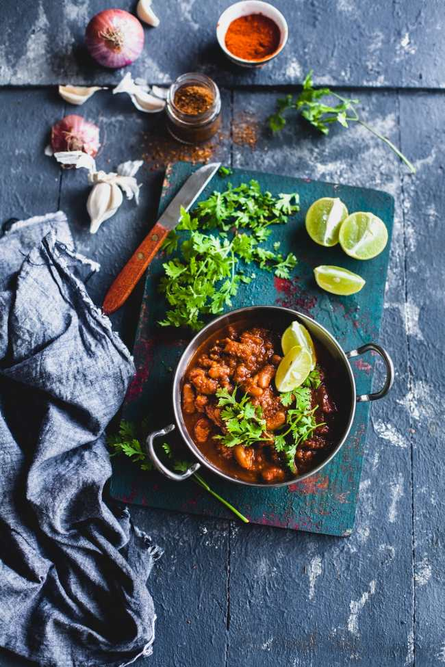 Rajma Masala (Red Kidney Beans Stew) | Playful Cooking