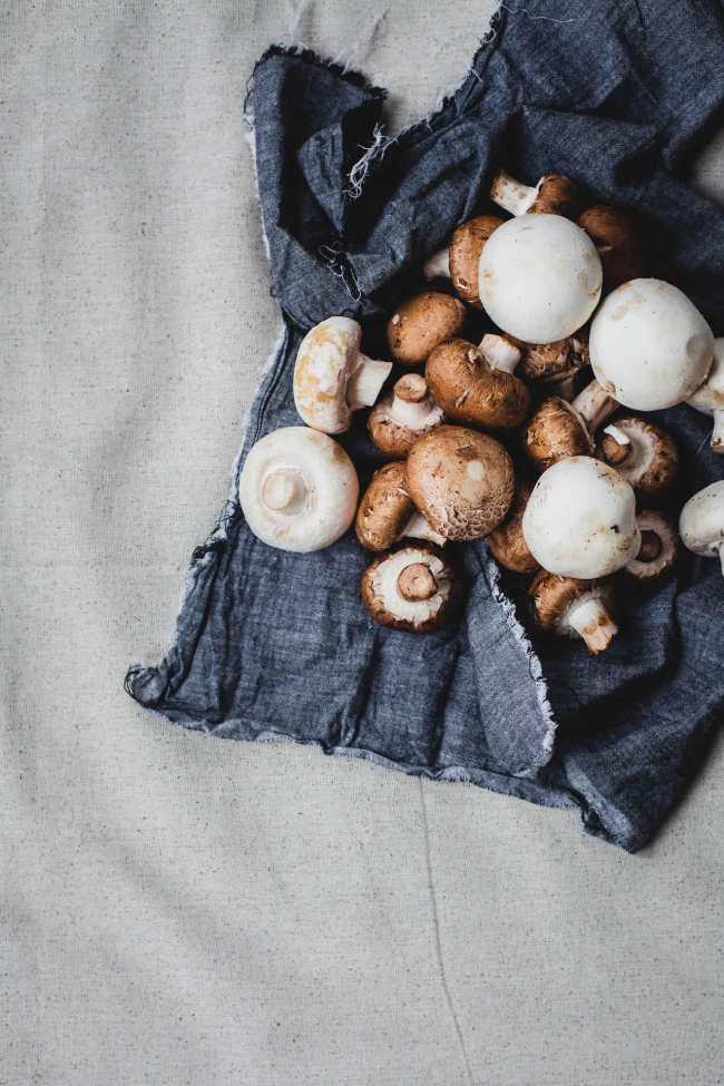Garlic Mushroom Soup | Playful Cooking