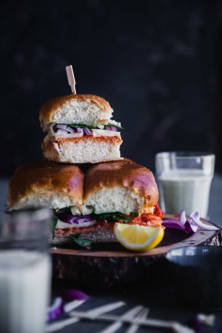Palak Paneer Party Slider | Playful Cooking