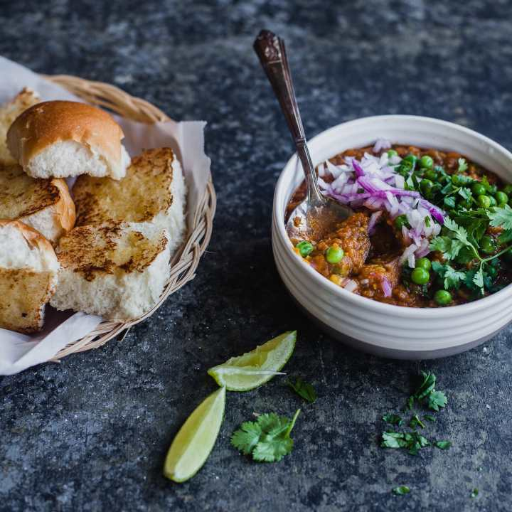Pav Bhaji | Playful Cooking