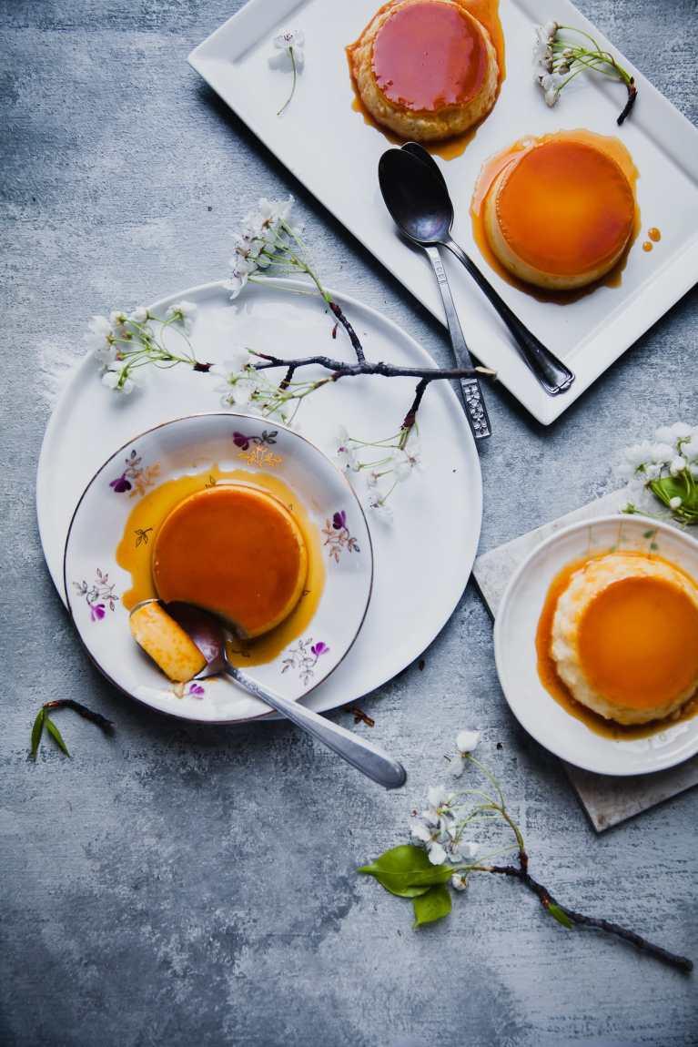 Creme Caramel / Flan | Playful Cooking