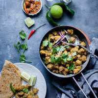 Soya Chunks Curry | Playful Cooking