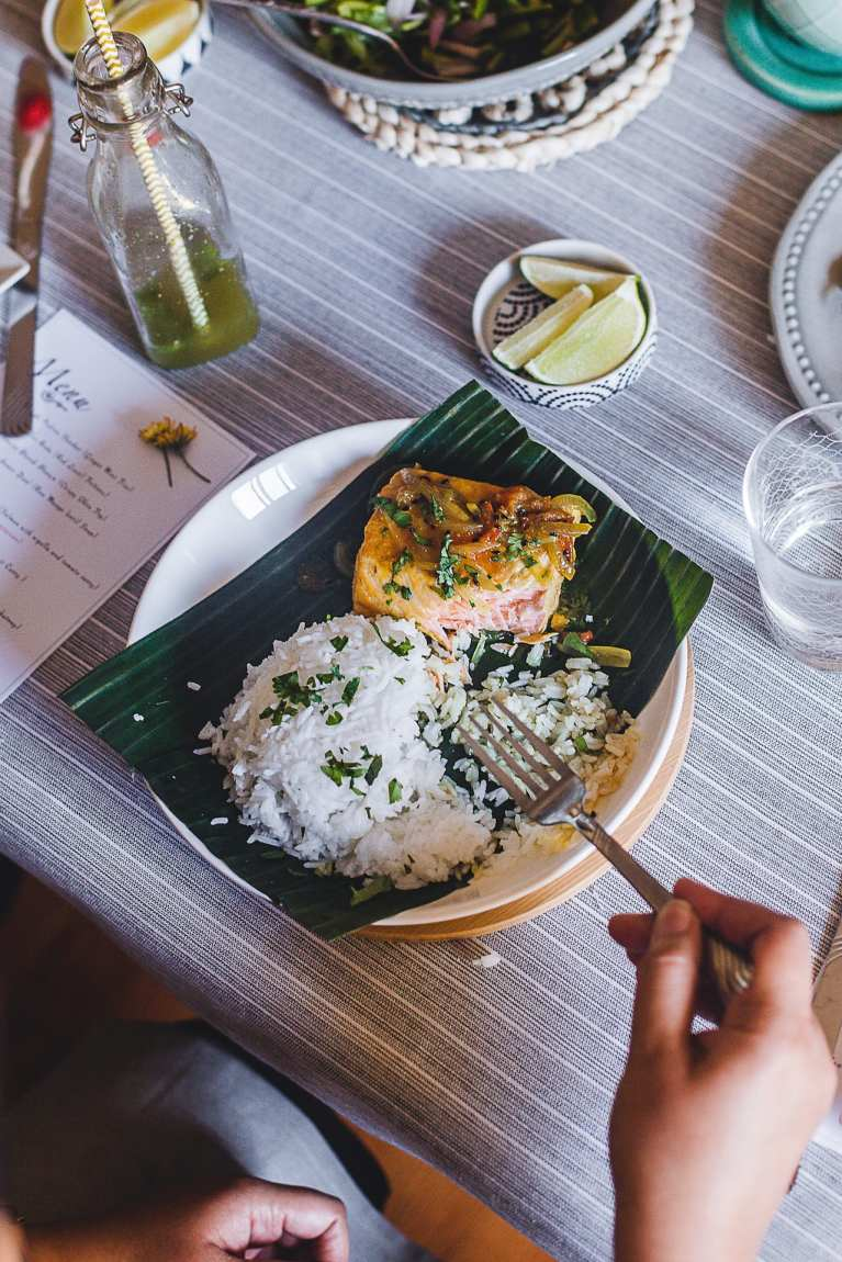Bengali Lunch Pop-Up | Playful Cooking