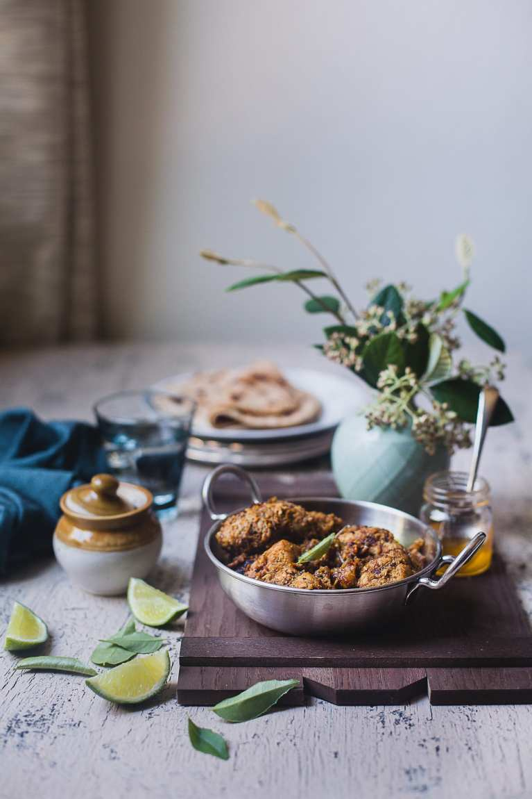 Food Photography | Playful Cooking #chicken #stirfried #indian