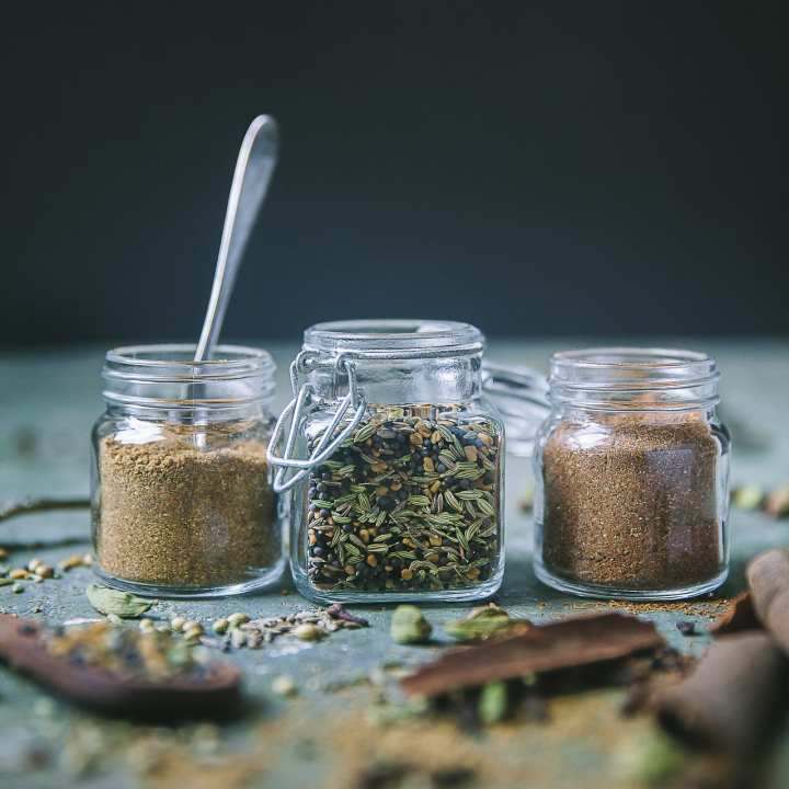 3 Essential Bengali Spice Mixes | Playful Cooking #spices #indian #bengali #kolkata