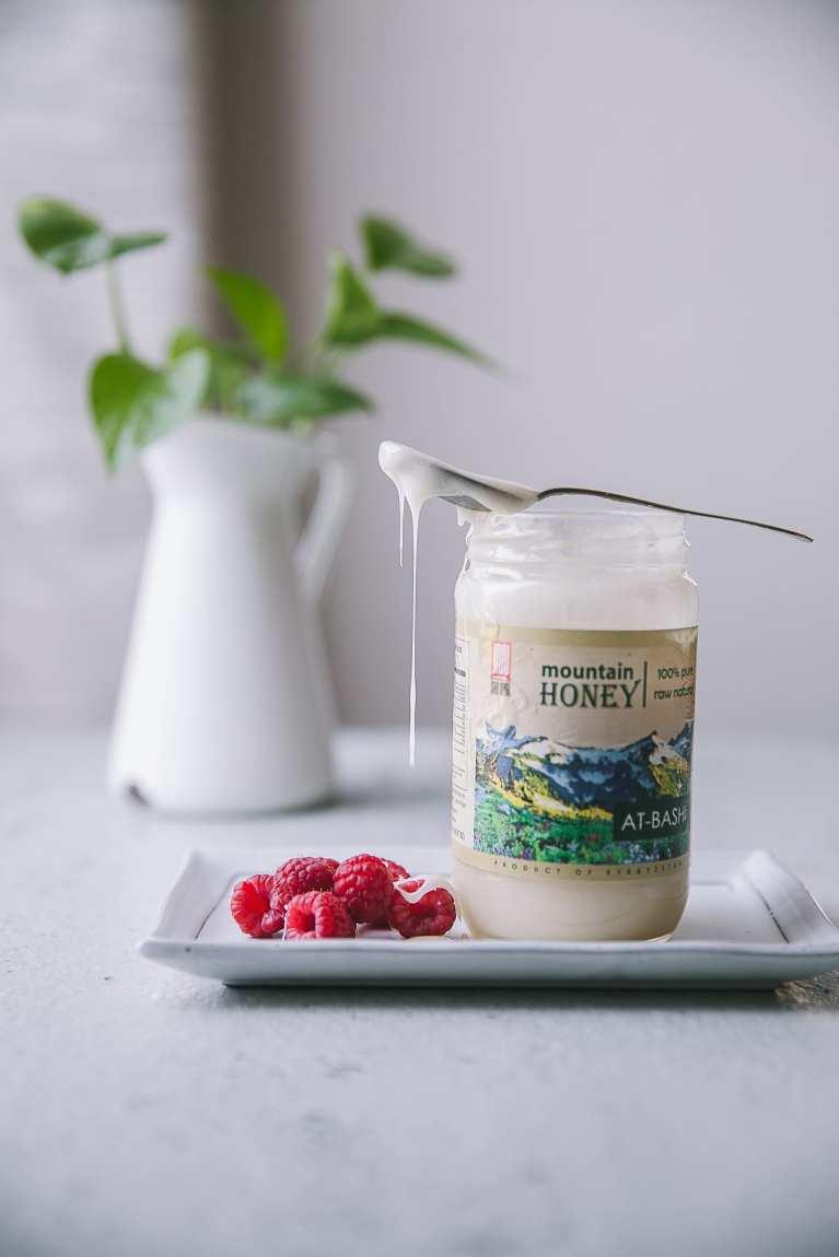 Yogurt Honey Panna Cotta 1