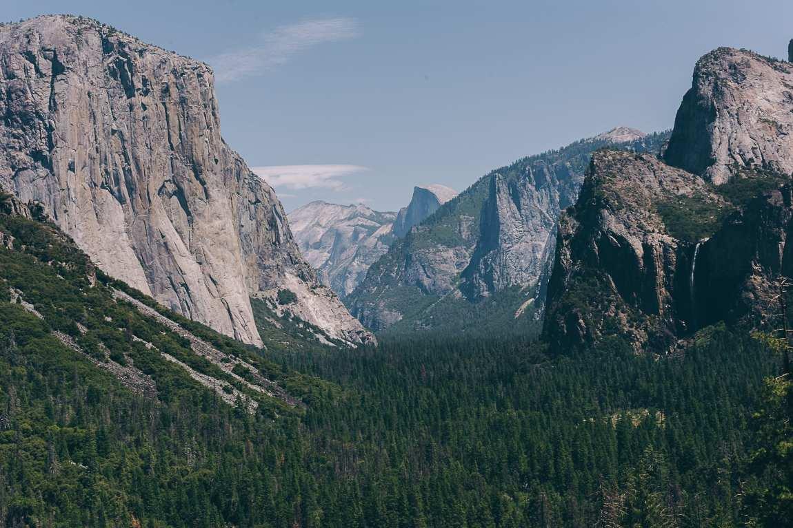 Camping in Yosemite - 2019
