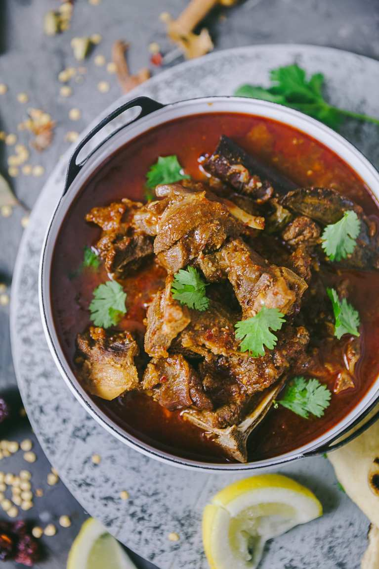 Laal Mass – Rajasthani Red Meat Curry #laalmaas #muttoncurry #muttonrecipe #muttonrecipe