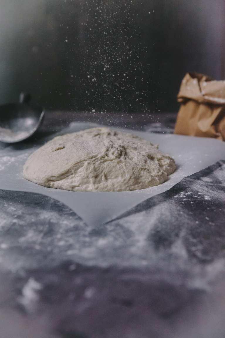 No Knead Bread | Playful Cooking #bread #baking #food-photography #noknead