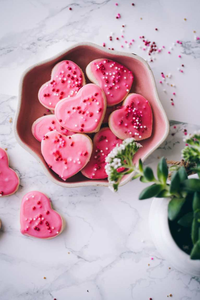 Shortbread Cookies - VALENTINES DAY