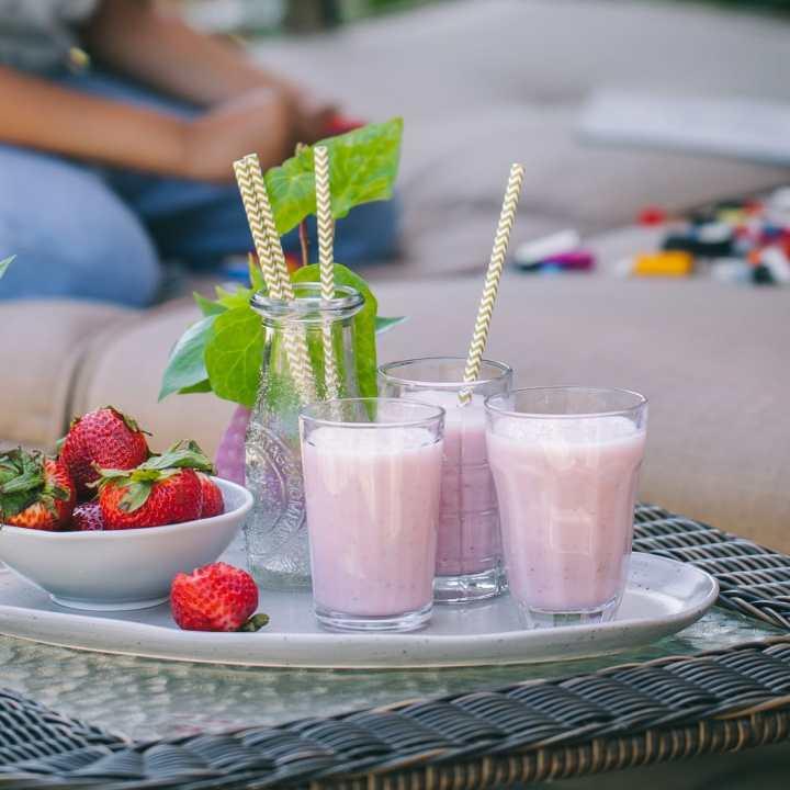 strawberry lassi 04